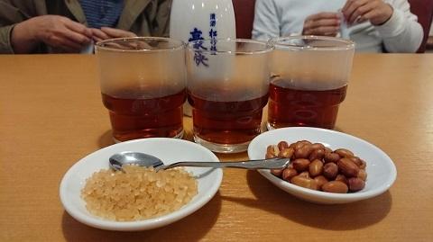 梯子酒07-02 スタミナ食堂