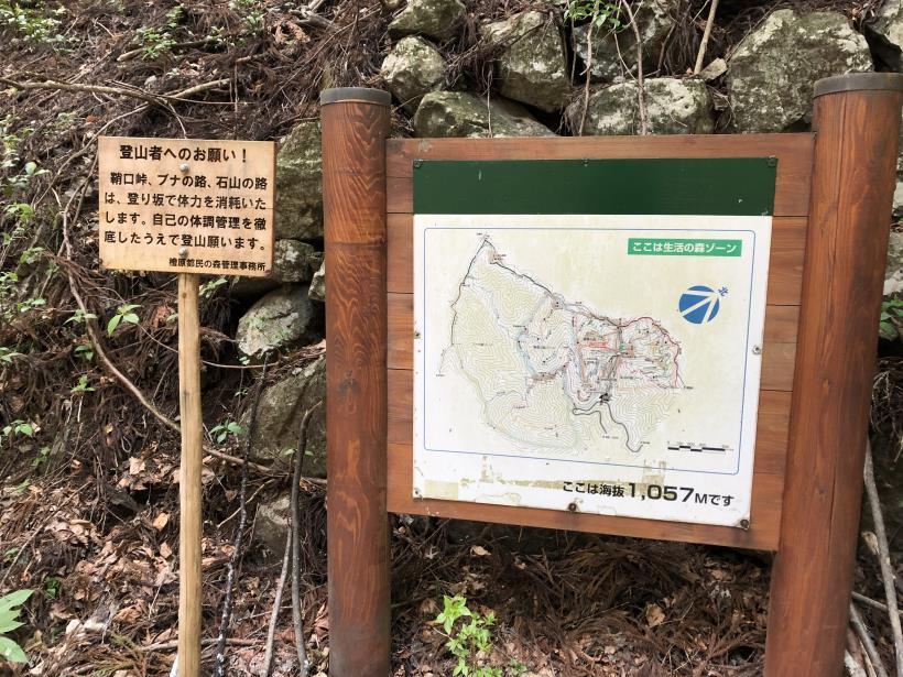 三頭山周遊コース189