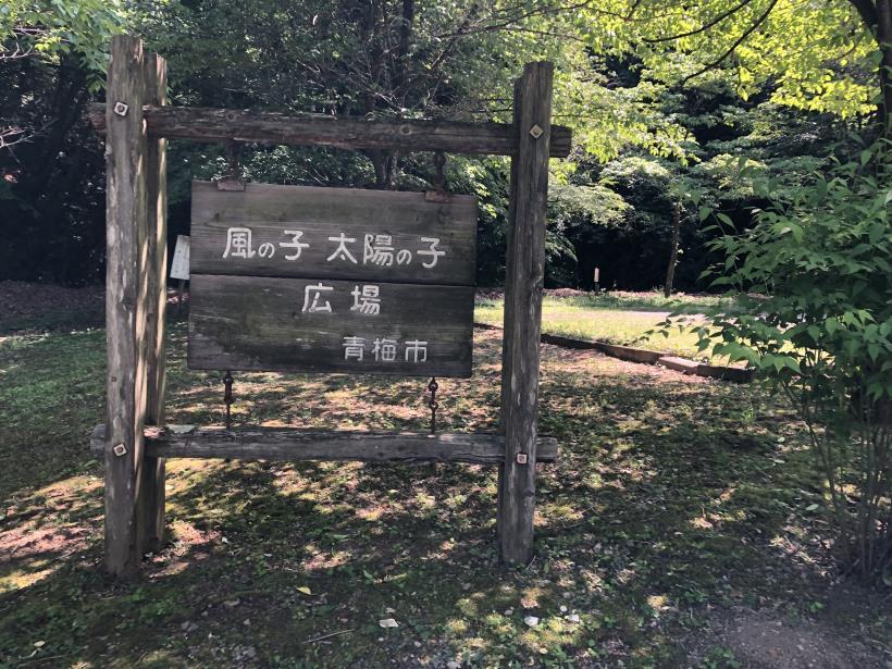 青梅の森129