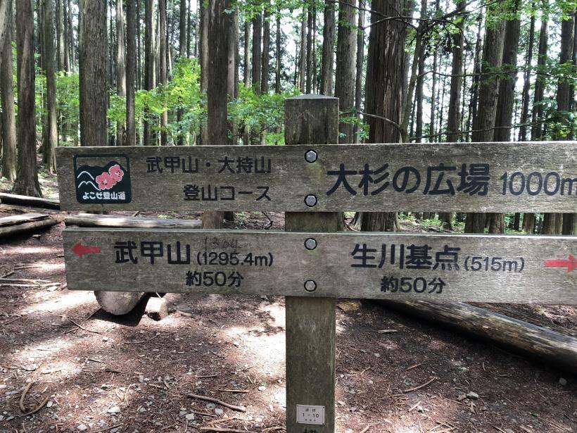 武甲山4190