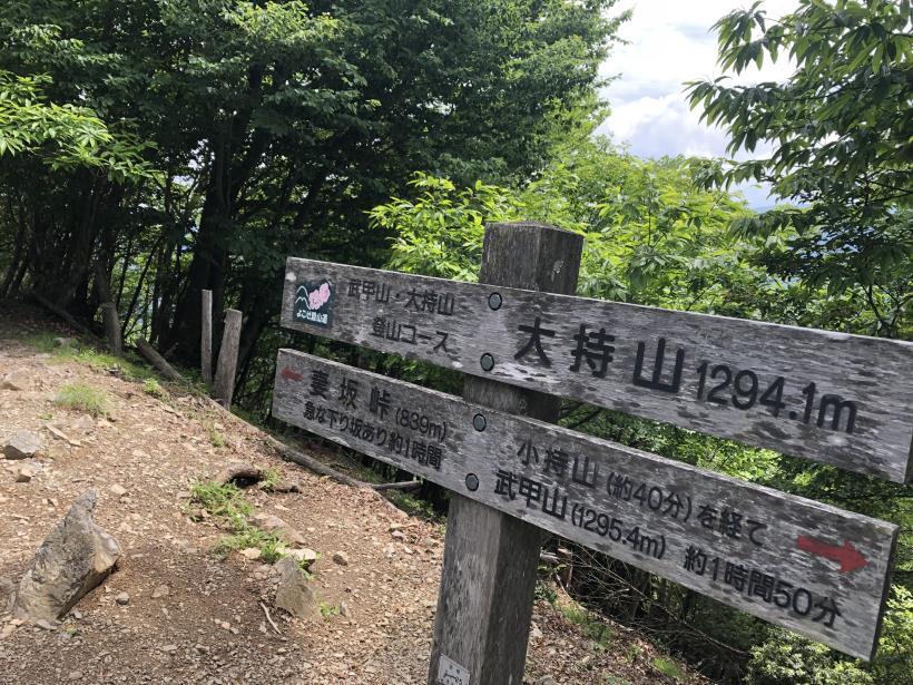 武甲山260