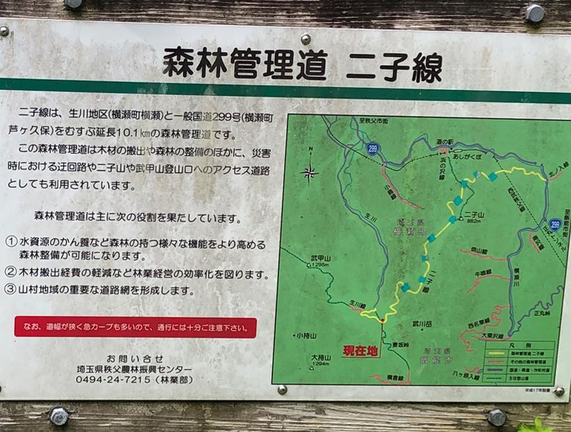 武甲山311