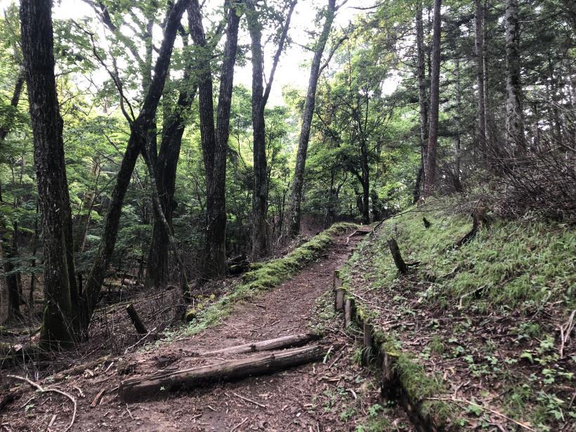 笠取山でヤラれまくる55