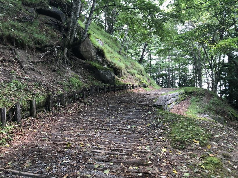 笠取山でヤラれまくる68