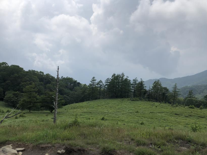 笠取山でヤラれまくる86