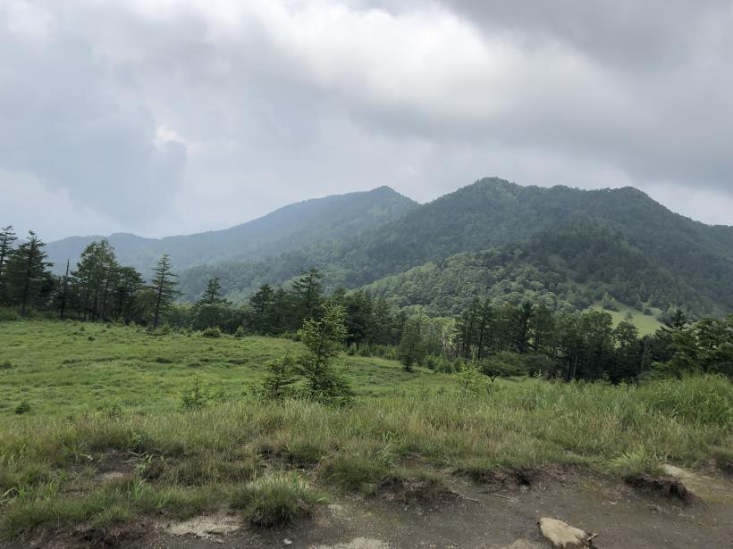 笠取山でヤラれまくる87