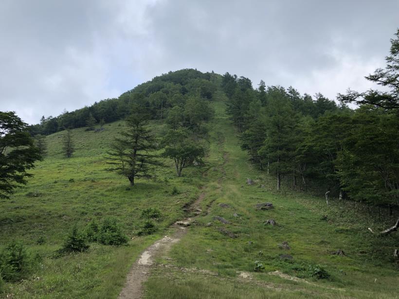 笠取山でヤラれまくる98