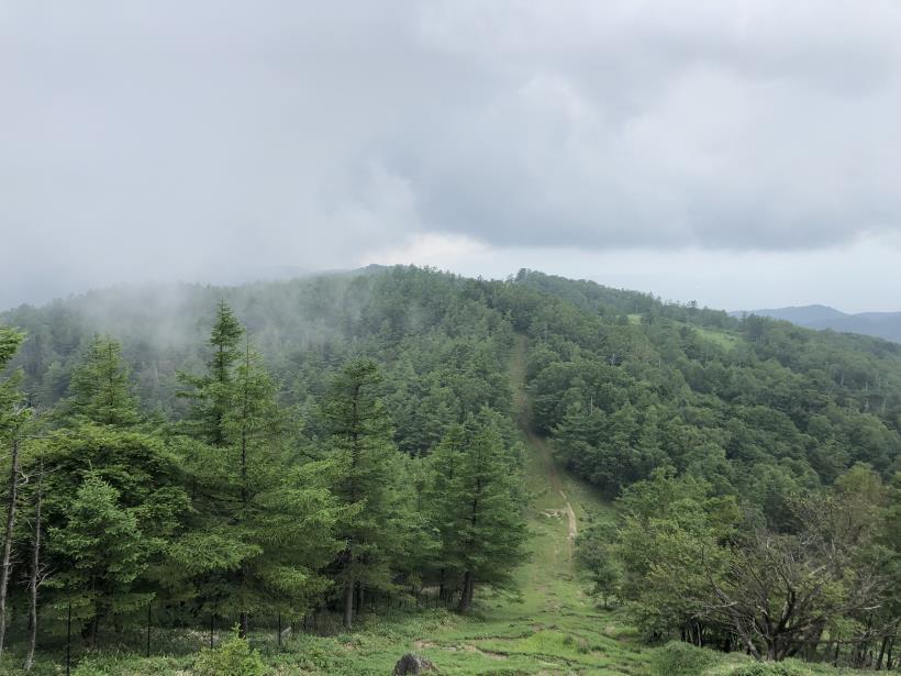 笠取山でヤラれまくる102