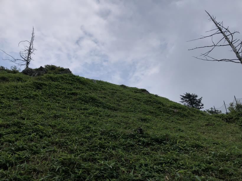 笠取山でヤラれまくる105