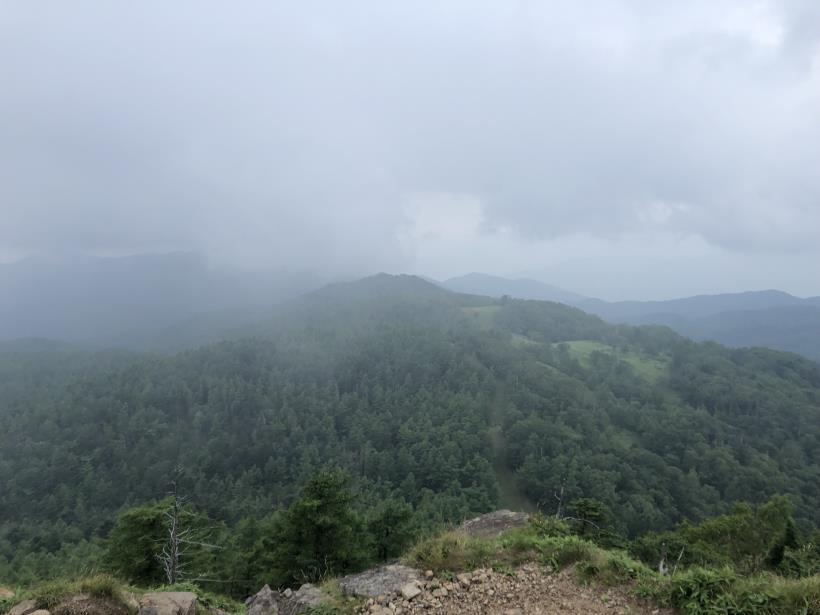 笠取山でヤラれまくる106