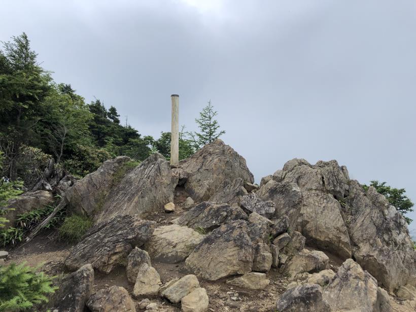 笠取山でヤラれまくる107