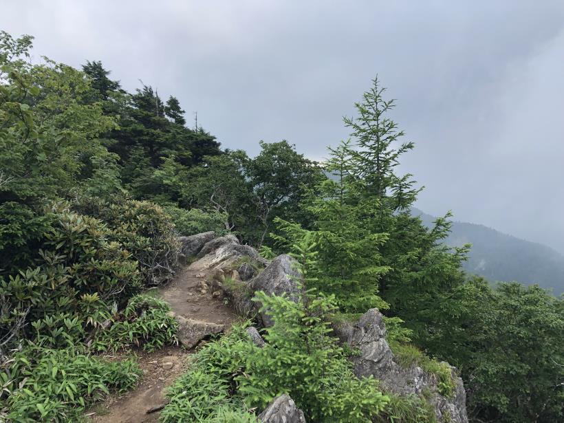 笠取山でヤラれまくる110
