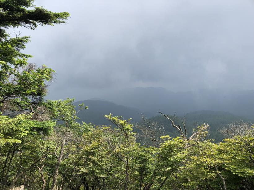 笠取山でヤラれまくる115