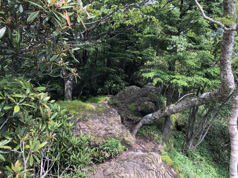 笠取山でヤラれまくる121