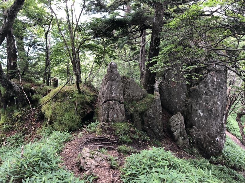 笠取山でヤラれまくる124