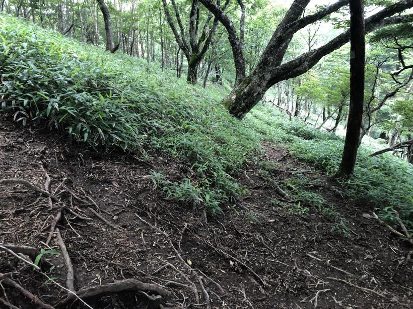 笠取山でヤラれまくる139