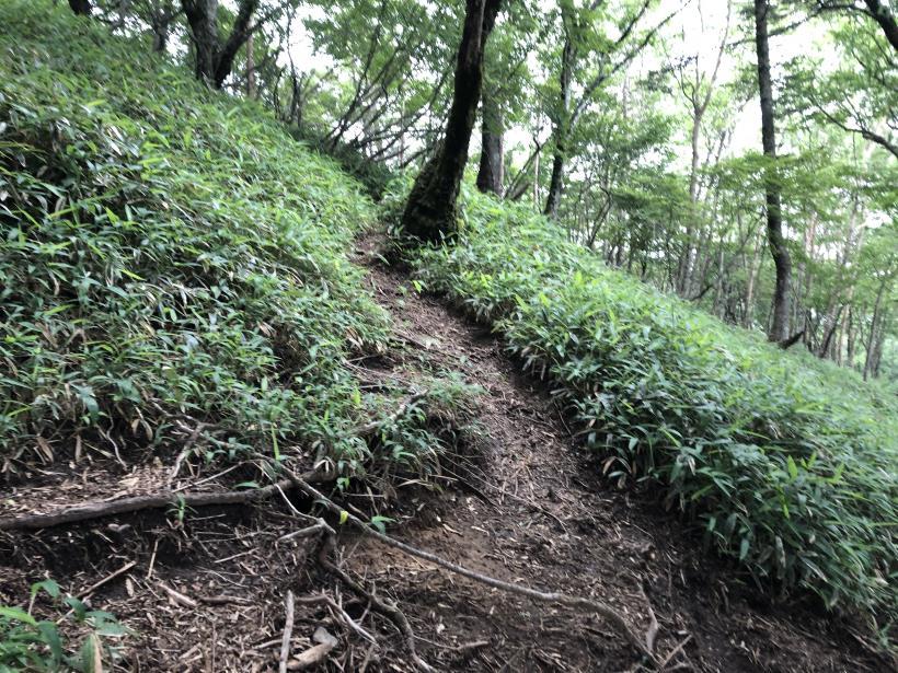 笠取山でヤラれまくる140