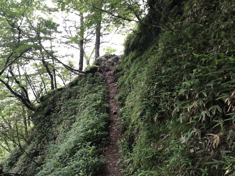 笠取山でヤラれまくる143