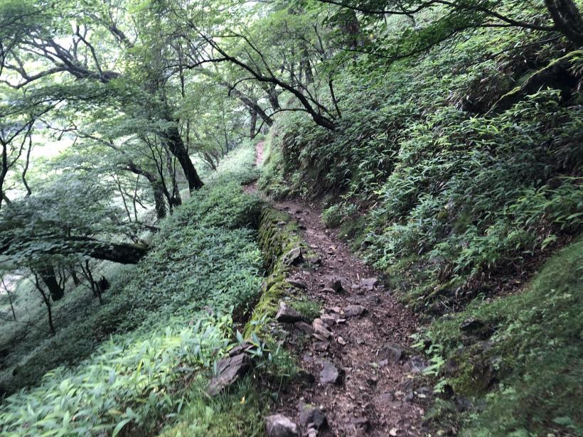 笠取山でヤラれまくる144