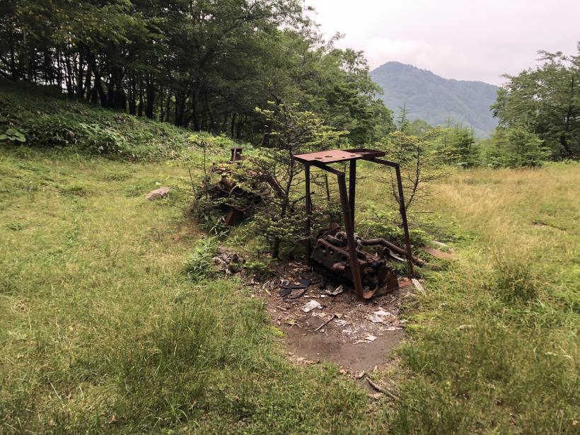 笠取山でヤラれまくる153