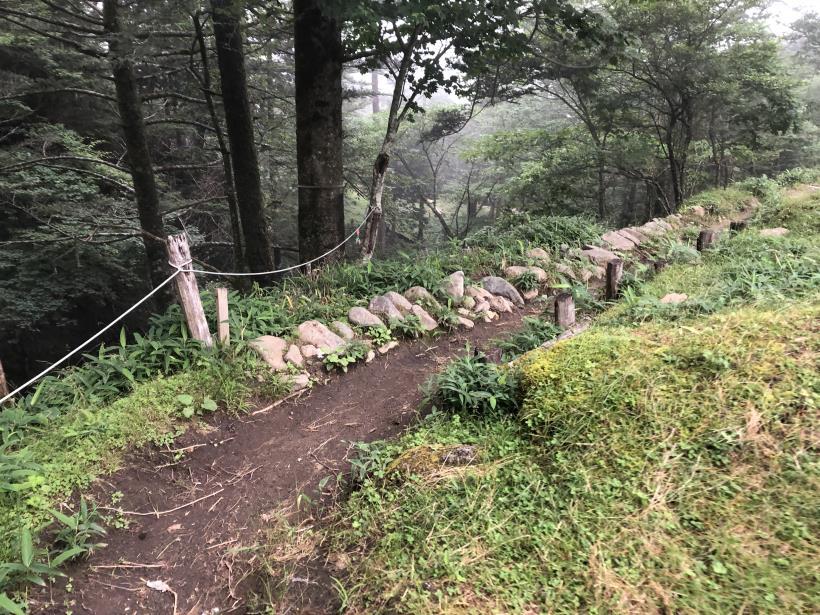 笠取山でヤラれまくる157