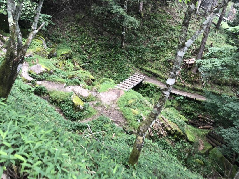 笠取山でヤラれまくる158