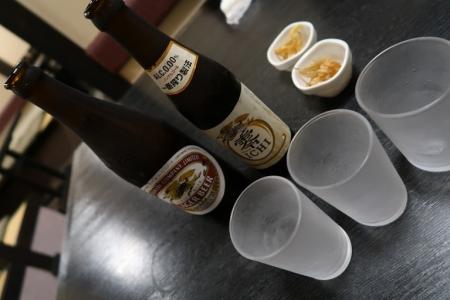 ビールとか
