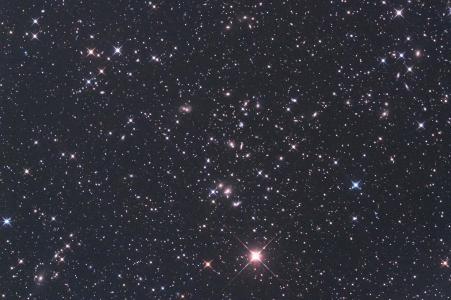 New8 ヘラクレス銀河団6枚10mCP
