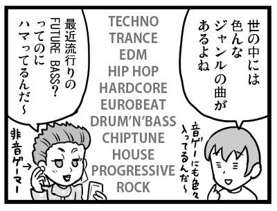 059_音楽ゲームの曲ジャンル1