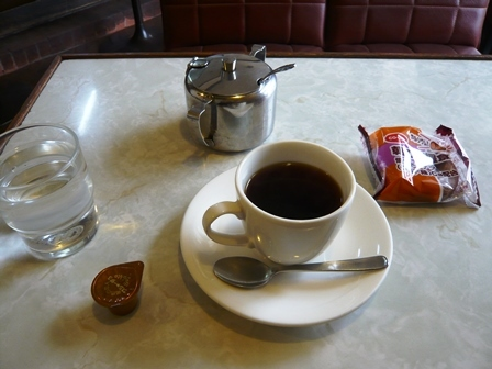 ベアー:ホットコーヒー1