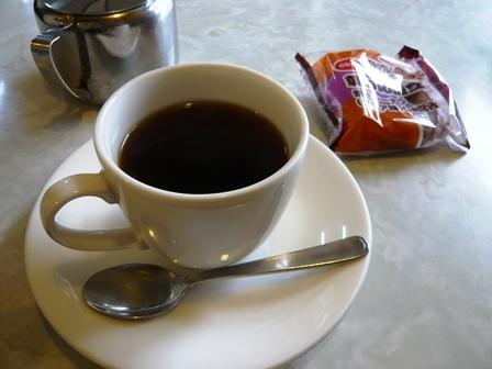 ベアー:ホットコーヒー2