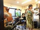 2019年6月9日月光堂ボサノバライブ1
