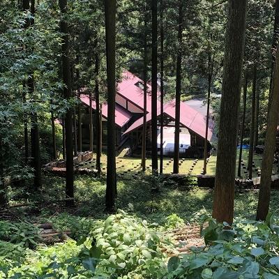 ボーイスカウト40周年記念キャンプ