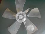 2019年8月・扇風機の羽が折れた日