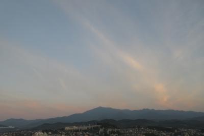 6月26日の大山