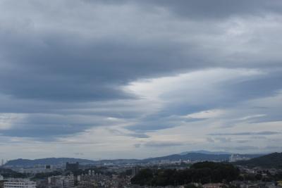 空と山 3768