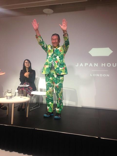 Yamamoto Kansa at Japan House London