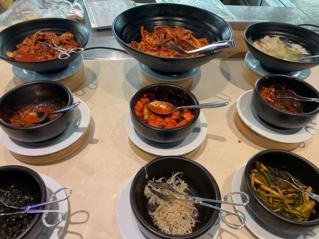 韓国系前菜