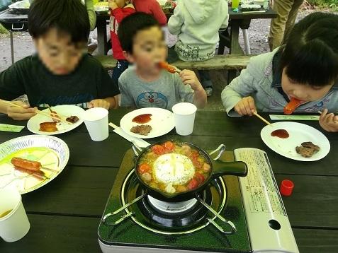 8 アヒージョの料理