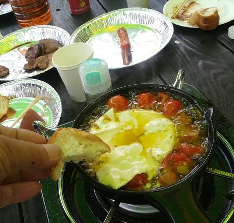9 アヒージョの料理