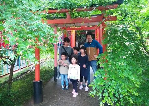 11 直ぐ横の白龍神社