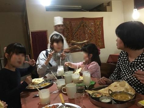 14 インド料理 プジャ