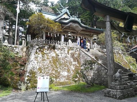 10 玉置神社 本殿