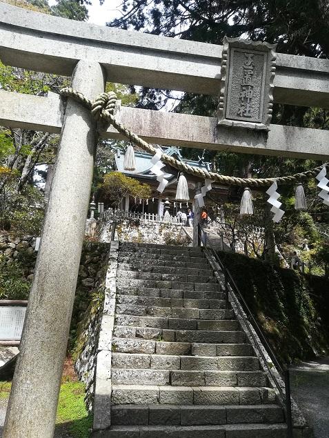 9 玉置神社 本殿
