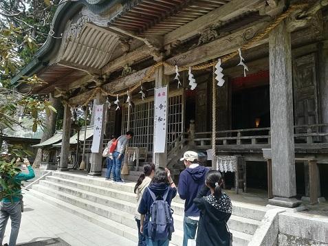 11 玉置神社 本殿