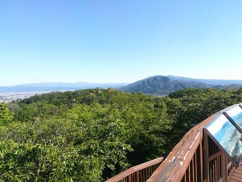 5 葛城山 金剛山と大峰山系