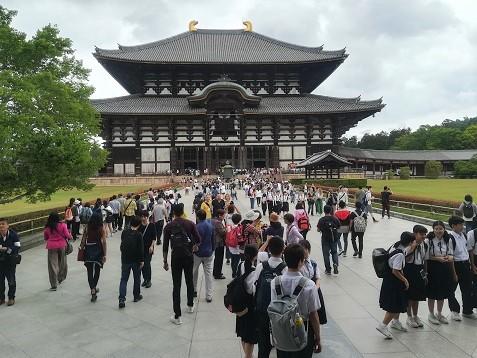 5 東大寺 大仏殿