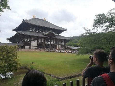 4 東大寺 大仏殿