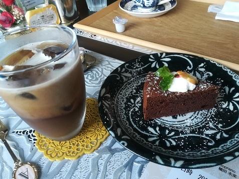 2 コーヒー・ケーキ