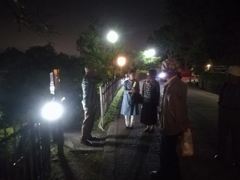 8 奈良ホテルの駐車場入口